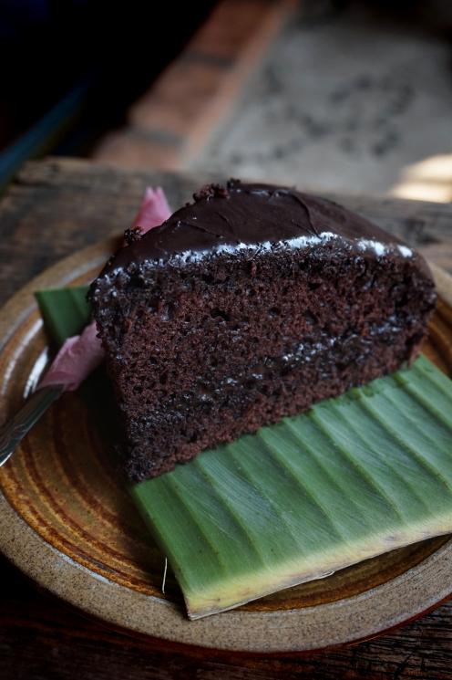 Chokladkaka från Art in Chai